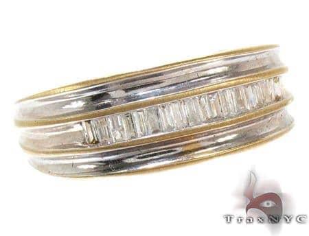 Channel Diamond Ring 22034 Wedding