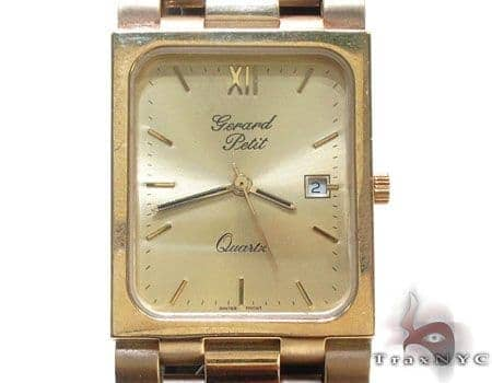 Gerard Gold Watch 2 Special Watches