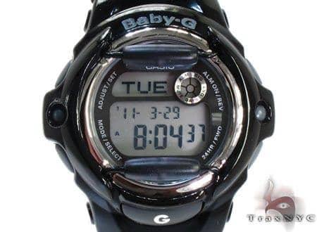 Casio Baby-G Gloss Ladies Watch BG169R-1 Baby-G