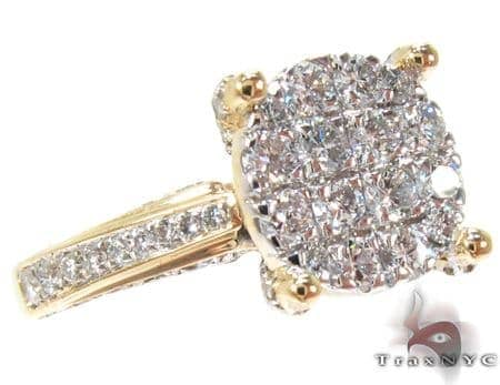 Prong Diamond Engagement Ring Engagement