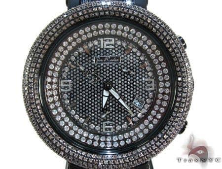 Joe Rodeo Master Diamond Bezel Watch JJM 70 Joe Rodeo