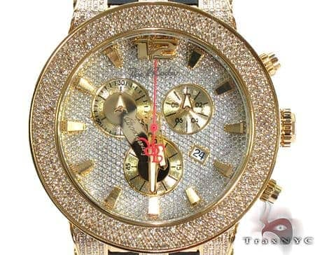 Gold Diamond Watches