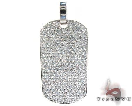 14k gold fully ice diamond dog tag pendant 25595 mens diamond dog 14k gold fully ice diamond dog tag pendant 25595 mozeypictures Images
