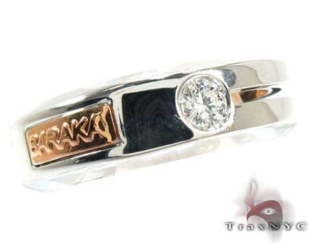 Baraka European Designer Diamond Ring Style