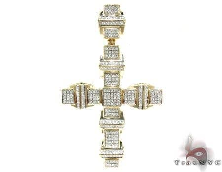 Transformer Diamond Cross Diamond