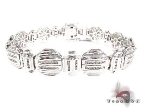Soldier Diamond Bracelet Diamond