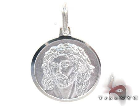 White gold coin pendant 27112 mens gold pendant white gold 14k white gold coin pendant 27112 mozeypictures Images