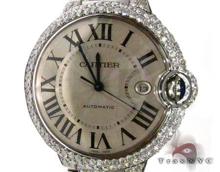Cartier Ballon Bleu Watch Cartier