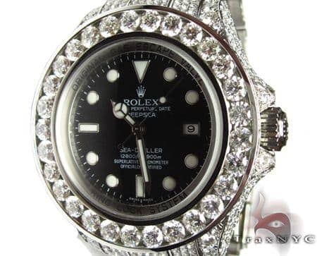 Rolex Deepsea Sea-Dweller Steel 116660