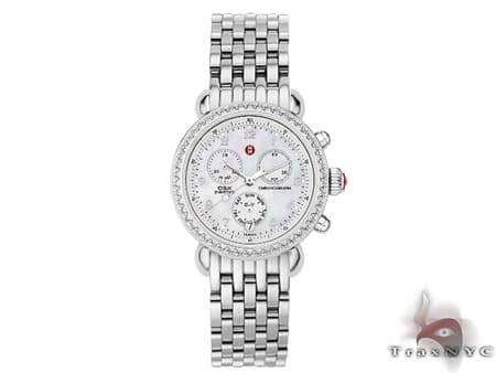Michele CSX-36 Day Diamond Ladies Watch MW03M01A1025 Michele Diamond Watches