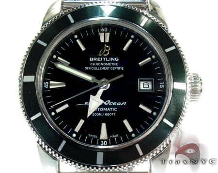Breitling Aeromarine Superocean Heritage Mens Watch Breitling