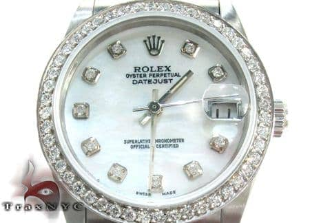 Rolex Datejust Steel 178384 MDJ