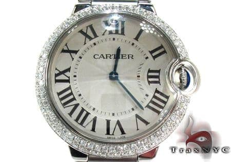 Cartier Ballon Bleu de Cartier Midsize Watch Cartier