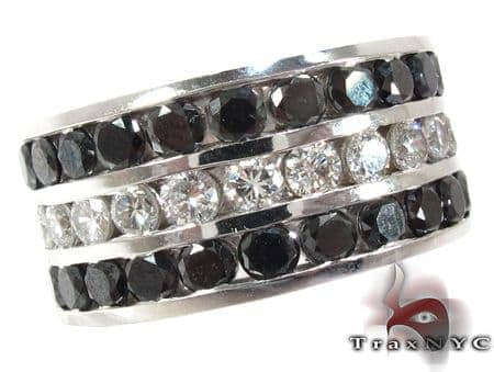 Custom Channel Diamond Ring Stone