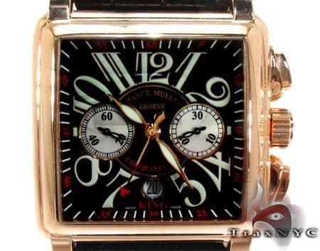 Franck Muller Conquistador Cortez Chronograph Watch Franck Muller