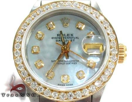 Rolex Datejust Steel and Yellow Gold Rolex Collection