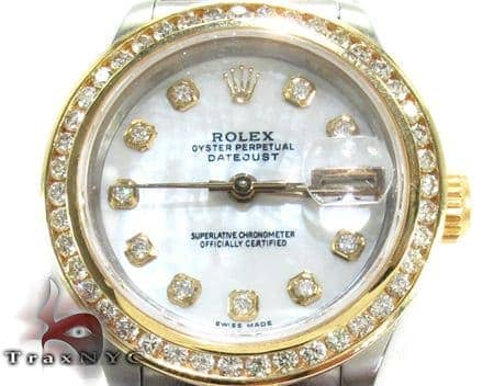 Rolex Datejust Steel and Yellow Gold 179173 Rolex Collection