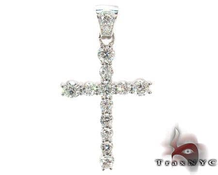 Mens Fellowship Cross Diamond