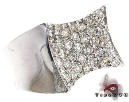 Prong Diamond Ring 28130 Stone