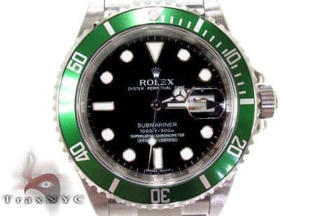 Rolex Submariner Steel 16610