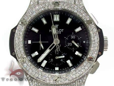 Hublot Full Diamond Watch Hublot