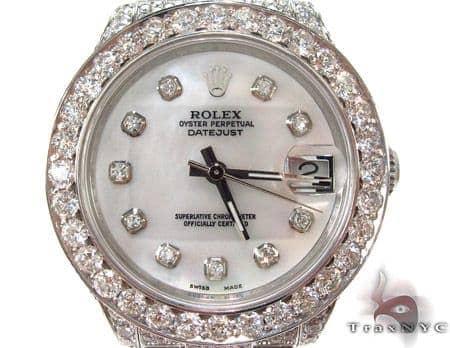 Rolex Datejust Steel 179384 Rolex Collection
