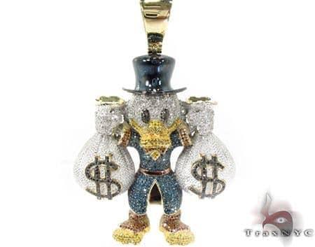 Gold Pendants for Men