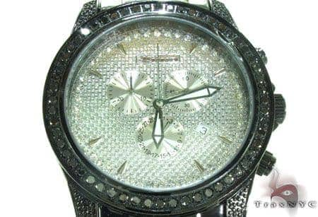 Jojino Black Diamond Watch MJ-1169 Affordable Diamond Watches