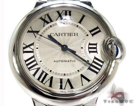 Brand New Cartier Ballon Bleu Mid-Size Watch Cartier