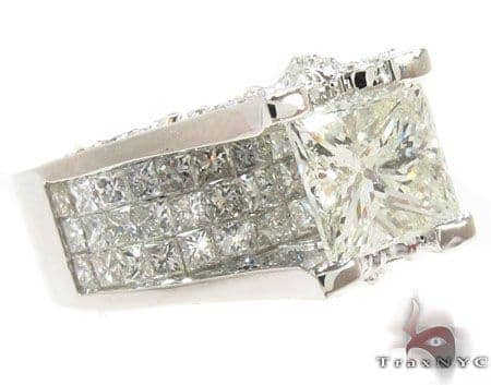 Princess Cut Wedding Ring 2 Engagement