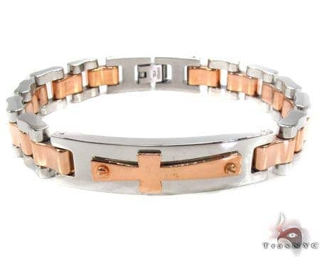 Cross Stainless Steel Bracelet 31385 Stainless Steel