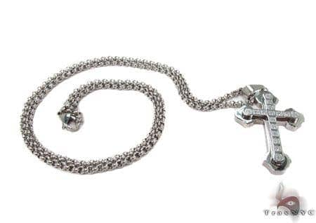 Stainless Steel Rosary Chain 24 Inches 3mm 23.40 Grams Stainless Steel