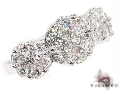 Prong Diamond Ring 31555 Anniversary/Fashion