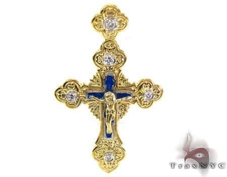 The Czar Cross Diamond