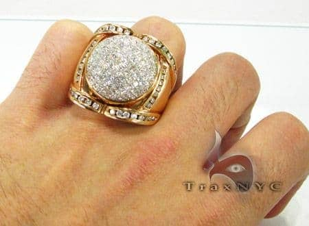 Princess Globe Ring Stone