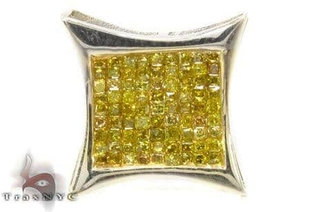 Canary Invisible Single Earring Style