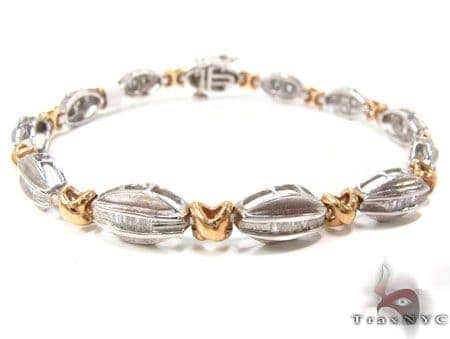 Channel Diamond Bracelet 32823 Diamond