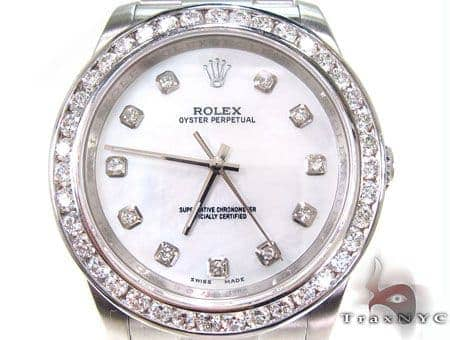 Rolex Oyster Perpetual Steel 116000