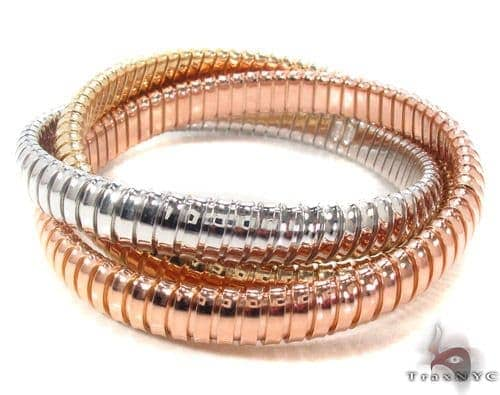 Multi-Color Bracelet 33749 Gold