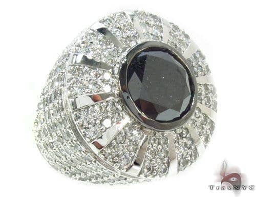 Prong Diamond Ring 34423 Stone