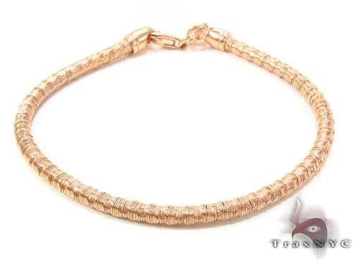 Rose Silver Bracelet 34466 Silver & Stainless Steel