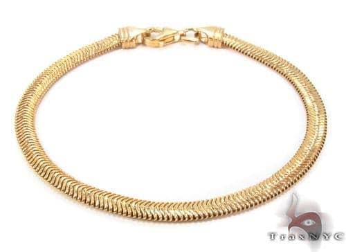 Silver Bracelet 34471 Silver & Stainless Steel