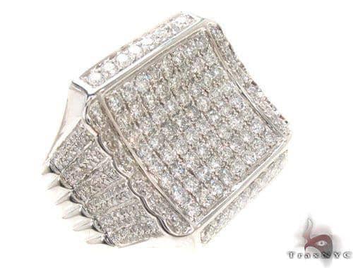 Prong Diamond Ring 35213 Stone