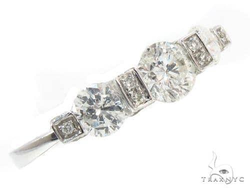 Prong Diamond Ring 35275 Anniversary/Fashion