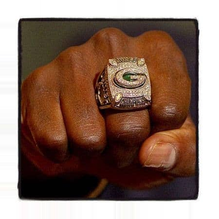 Super Bowl Ring Stone