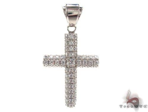CZ Silver Cross 35530 Silver