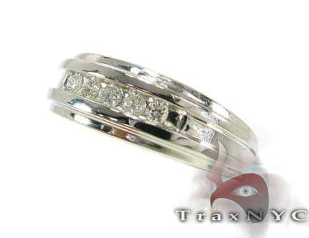 Diamond Wedding Band Style