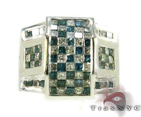 Blue Brolik Ring Stone