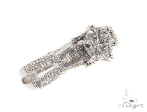 Prong Diamond Wedding Ring 35860 Engagement