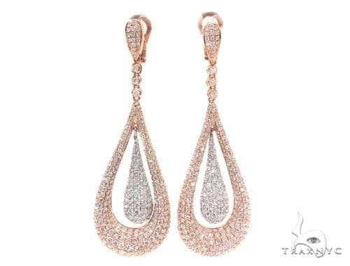 Raindrop Chandelier Earrings 36097 Style